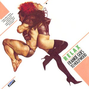 Frankie Goes to Hollywood Relax Pop Music Deluxe