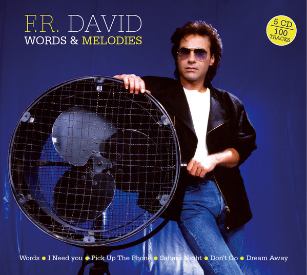FR David Words and Melodies Pop Music Deluxe