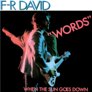 FR David Words Pop Music Deluxe