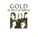 Gold au dela du rideau Pop Music Deluxe