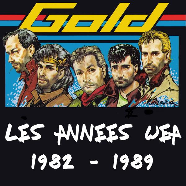 Gold les années WEA Pop Music Deluxe