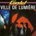 Gold Ville de lumière Pop Music Deluxe