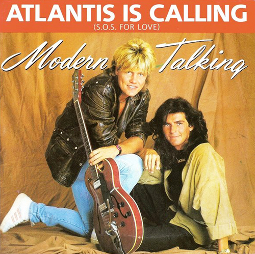 Modern Talking Atlantis is Calling Pop Music Deluxe