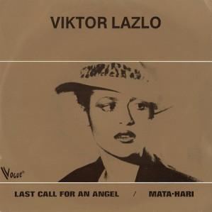 Viktor Lazlo Last Call for an Angel Pop Music Deluxe