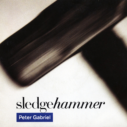 Peter Gabriel Sledgehammer Pop Music Deluxe