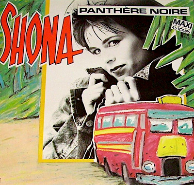 Shona Panthere noire Pop Music Deluxe