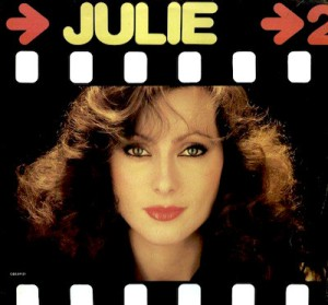Julie Pietri premier album Pop Music Deluxe