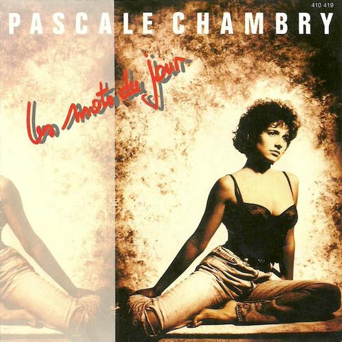 Pascale Chambry Les Mots du jour Pop Music Deluxe