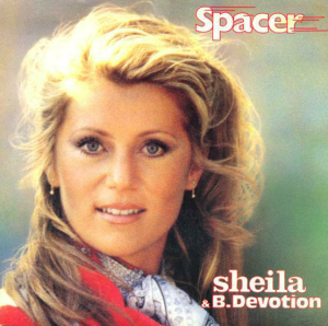 Sheila B Devotion Spacer Pop Music Deluxe