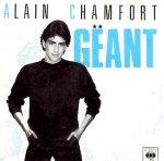 Alain Chamfort Géant Pop Music Deluxe