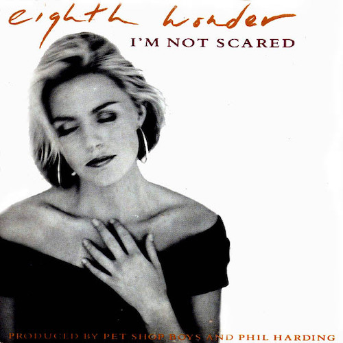 Eighth Wonder I'm not Scared Pop Music Deluxe