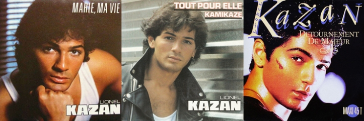 Lionel Kazan Pop Music Deluxe