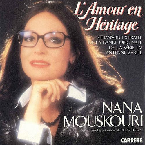 Nana Mouskouri L'amour en héritage Pop Music Deluxe