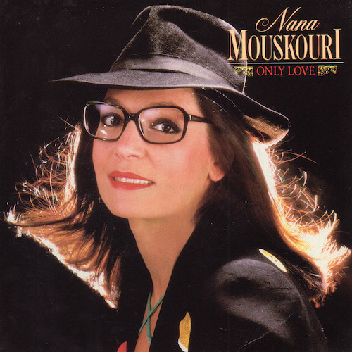 Nana Mouskouri Only Love Pop Music Deluxe