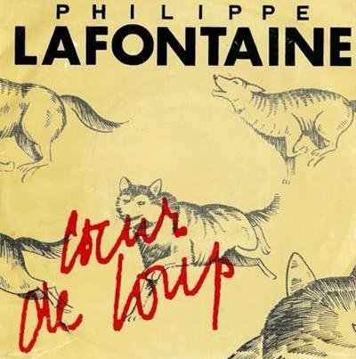 Philippe Lafontaine Coeur de loup belge Pop Music Deluxe