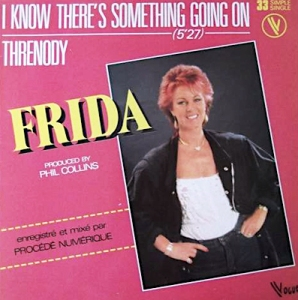 Frida I Know There's Something Maxi Pop Music Deluxe