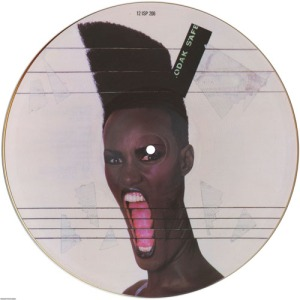 Grace Jones Slave to the Rhythm 12 picture Pop music Deluxe