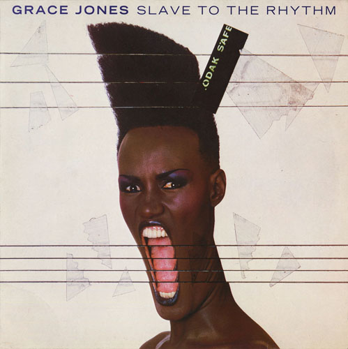 Grace Jones Slave to the Rhythm Pop Music Deluxe