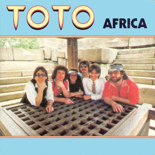 Toto Africa Pop Music Deluxe