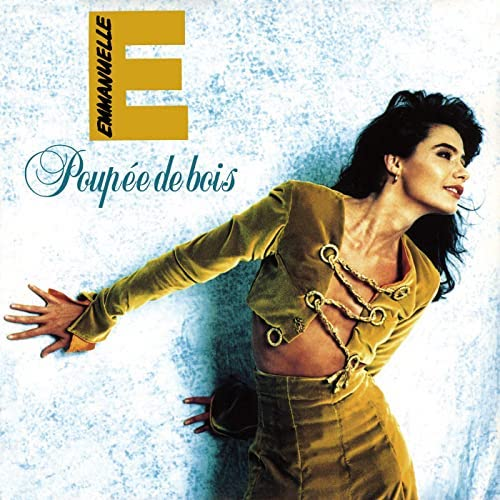 Emmanuelle Poupée de bois Pop Music Deluxe