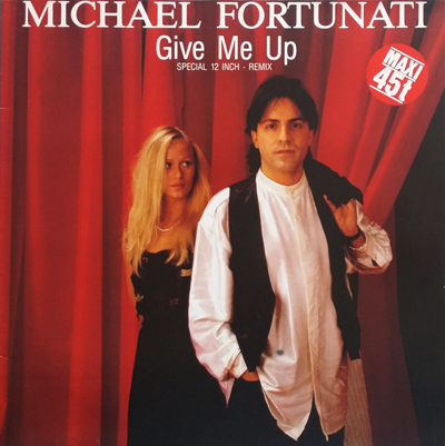Michael Fortunati Give Me Up Pop Music Deluxe