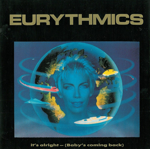 Eurythmics It's Alright Pop Music Deluxe