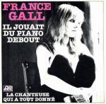 France Gall Il jouait du piano debout Pop Music Deluxe