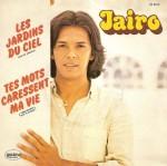 Jairo Les Jardins du ciel Pop Music Deluxe