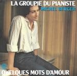 Michel Berger La Groupie du pianiste Pop Music Deluxe