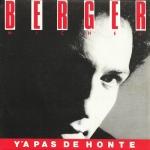 Michel Berger Y a pas de honte Pop Music Deluxe
