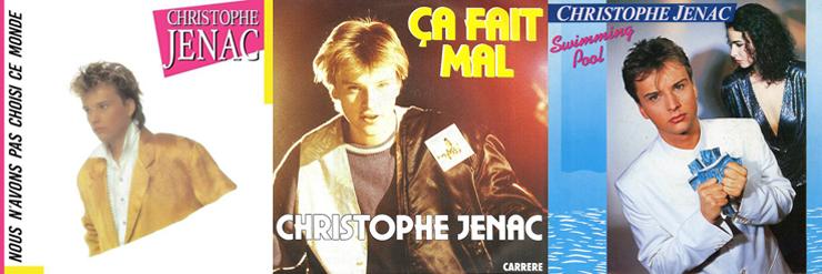 Christophe Jenac Pop Music Deluxe