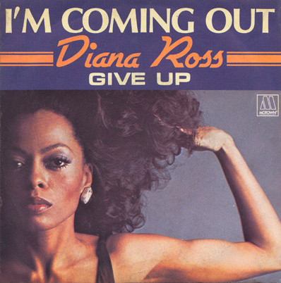 Diana Ross I'm Coming Out Pop Music Deluxe