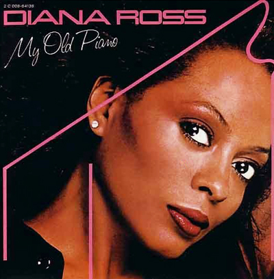Diana Ross My Old Piano Pop Music Deluxe