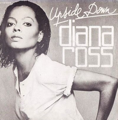 Diana Ross Upside Down Pop Music Deluxe