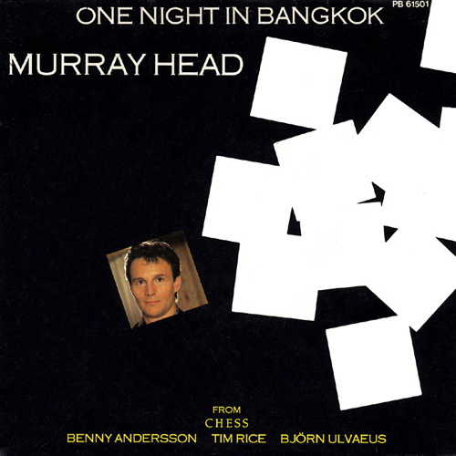 Murray Head One Night in Bangkok Pop Music Deluxe