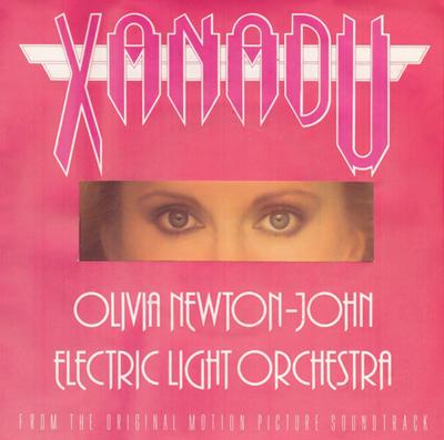 Olivia Newton-John Xanadu Pop Music Deluxe