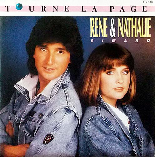 René et Nathalie Simard Tourne la page Pop Music Deluxe