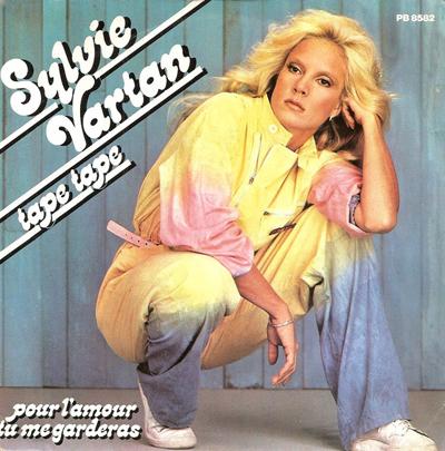 Sylvie Vartan Tape tape Pop Music Deluxe