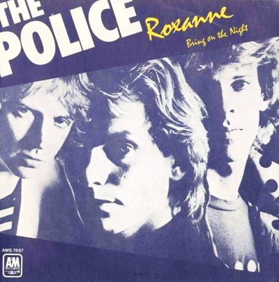 The Police Roxanne Pop Music Deluxe