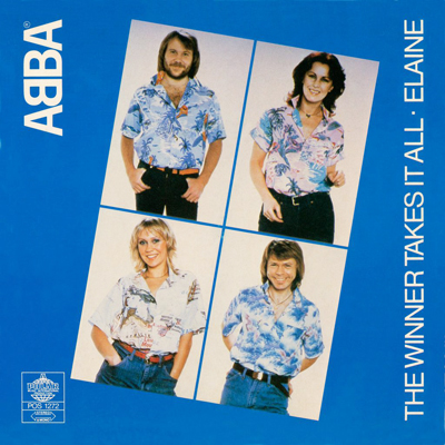 ABBA The Winner Takes It All Pop Music Deluxe