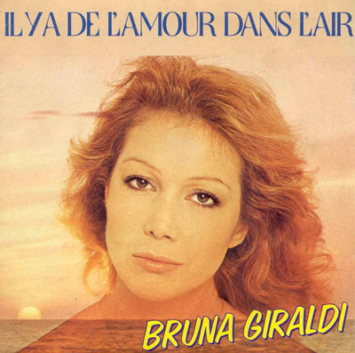 Bruna Giraldi Il y a de l'amour dans l'air Pop Music Deluxe
