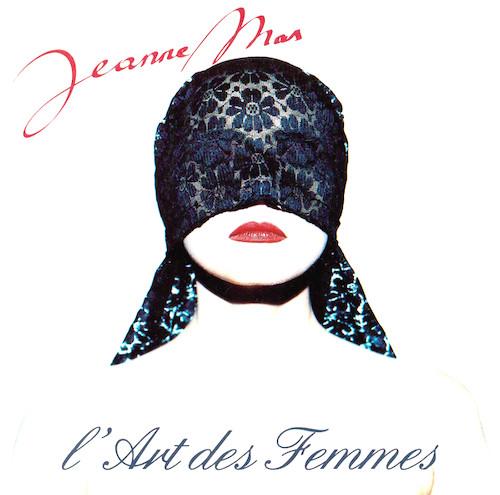 Jeanne Mas L'Art des femmes Pop Music Deluxe