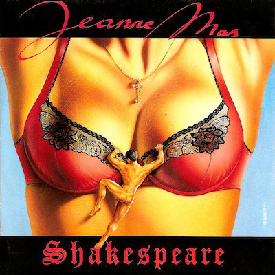 Jeanne Mas Shakespeare Pop Music Deluxe