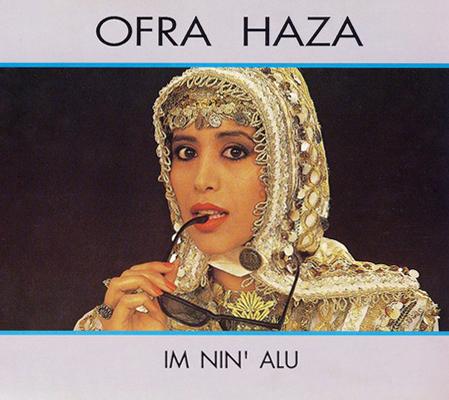 Ofra Haza Im Nin' Alu maxi Pop Music Deluxe
