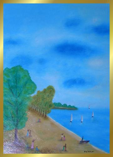 peinture Bruna Giraldi