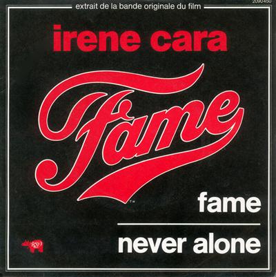 Irene Cara Fame Pop Music Deluxe