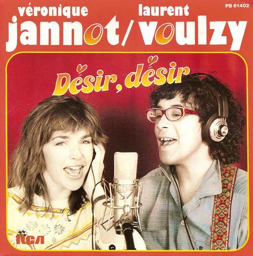 Laurent Voulzy Véronique Jannot Désir désir Pop Music Deluxe
