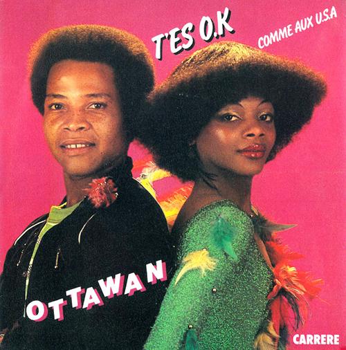 Ottawan T'es ok Pop Music Deluxe