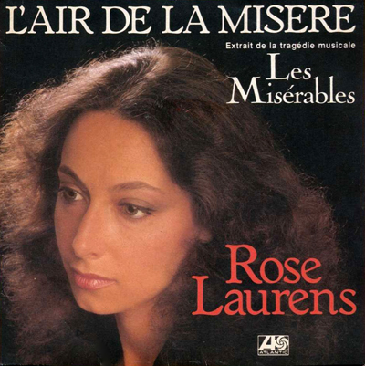 Rose Laurens L'Air de la misère Pop Music Deluxe