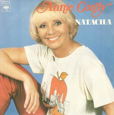 Annie Cordy Natacha